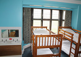 Group accommodation for families and friends