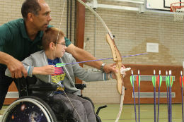 Additional needs - Archery - WEB