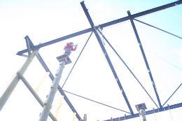 High ropes activities Matlock